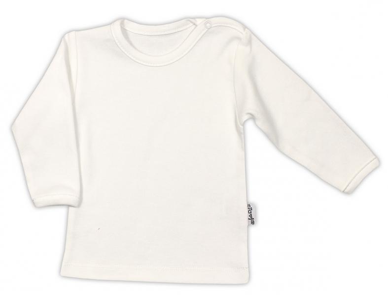 Bavlnená košieľka / podkošilka - ecru