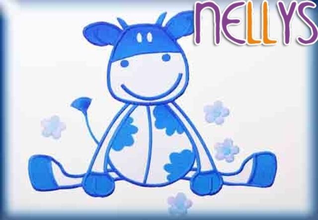 Drevená postieľka Nellys biela