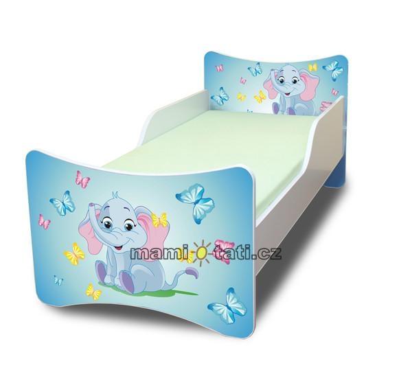 Detská posteľ, 160x70
