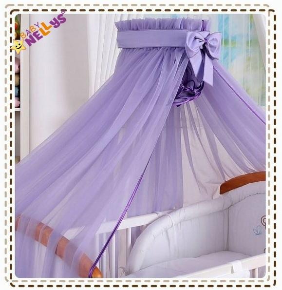 Moskytiera kolekcia Baby Dreams fialová