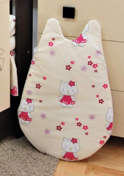 Spací vak Hello Kitty ecru