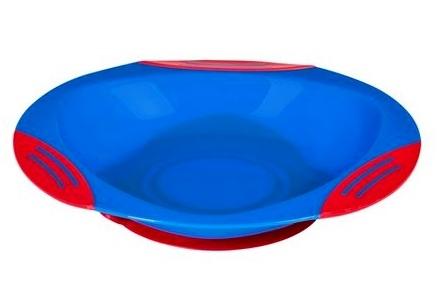 Tanierik s prísavkou Baby Ono 1020 modrý