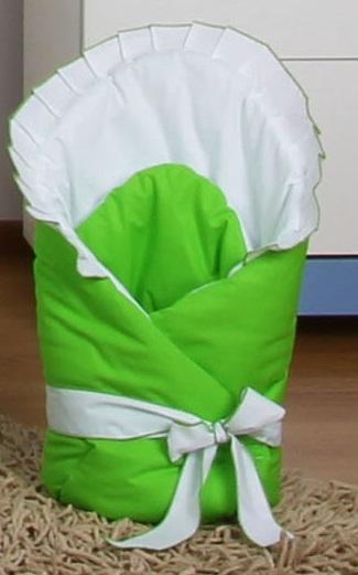 Zavinovačka Míša Nellys darček, zelený