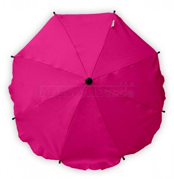 Baby Nellys Slnečník, dáždnik univerzálne do kočíka - ružový