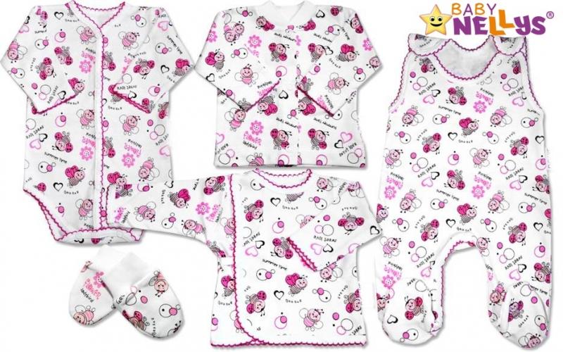 Soup. do pôrodnice 7D Baby Nellys ® - Lienka