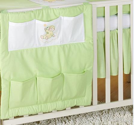 Luxusné vreckár - Mráček zelený