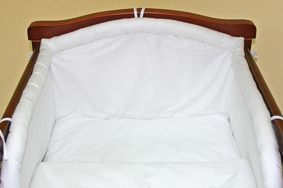 Mantinel s obliečkami - Snehulienka 140x70