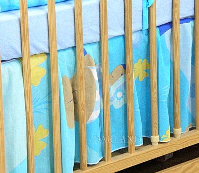 Darland Krásny volánik pod matrac - Motýlik modrý