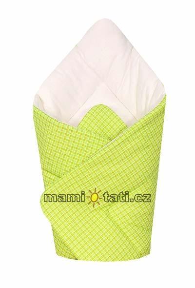 Zavinovačka - Kostička zelená