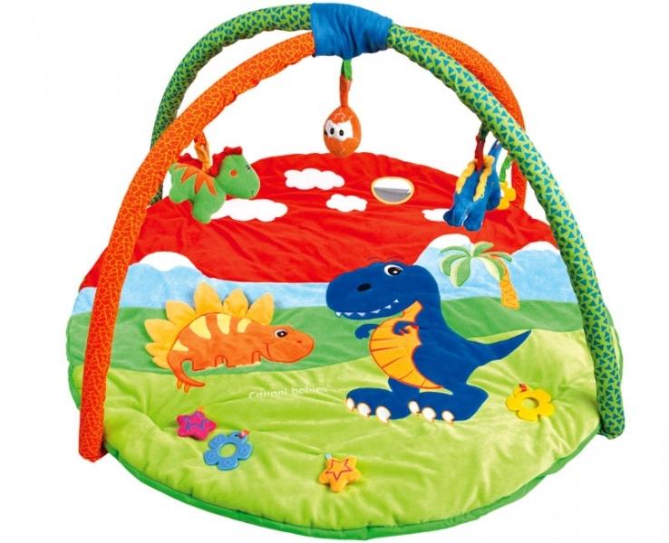 Hracia deka Canpol Babies - Dinosaury