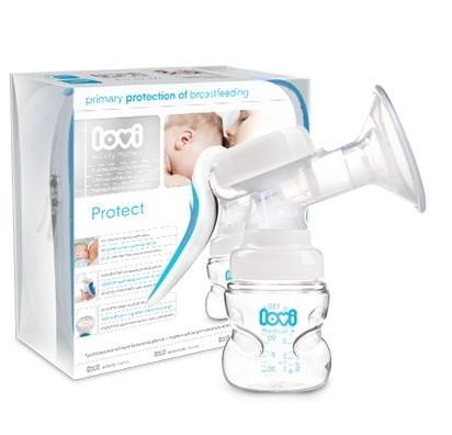 Odsávačka materského mlieka LOVI Protect