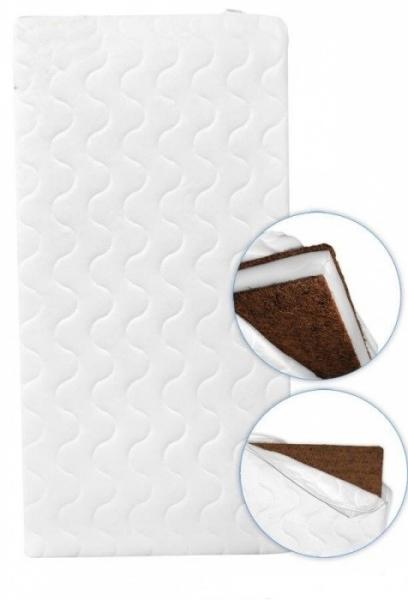 Detská matrac kokos / pena / kokos Baby Dreams, 200x90 cm