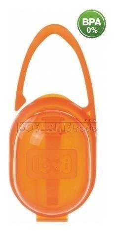 Puzdro na cumlík LOVI - oranžové