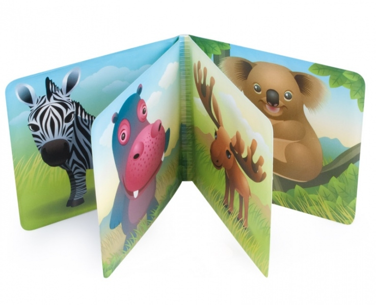 Mäkká knižka Canpol Babies