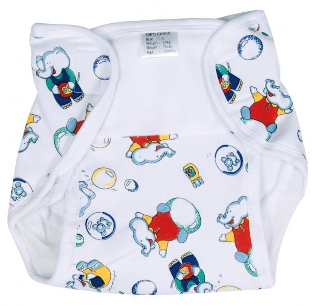 Plienkové nohavičky veľ. XL - PREMIUM