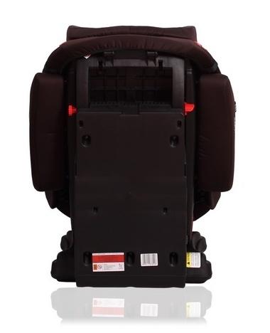 Autosedačka 9-36kg Coto baby SALSA SUPRA Q 01