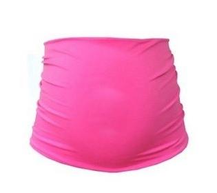 Tehotenský pás - ružová