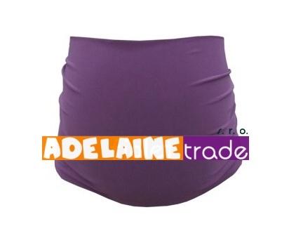 Tehotenský pás - fialová