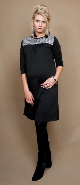 Tehotenské šaty / tunika LANA dl. rukáv