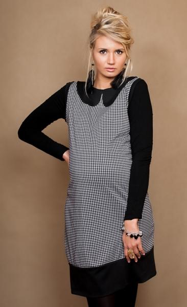 Be MaaMaa Tehotenské šaty / tunika Coral Pepi