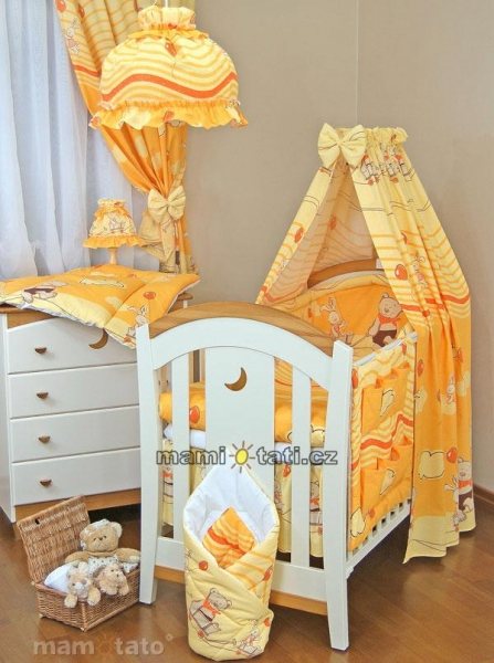 Luster do detskej izbičky - Kamaráti pomaranč