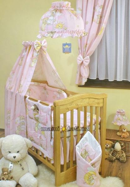 Luster do detskej izbičky - Rebrík ružový