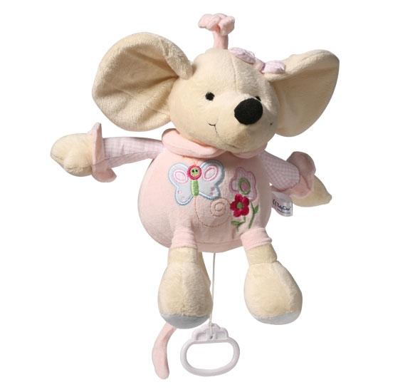 BabyOno Hrajúca hračka Baby Ono - Myška