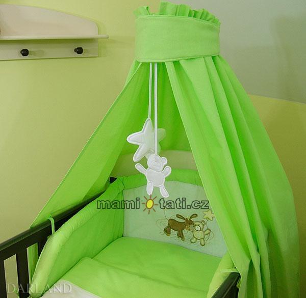 Luxusný 5D set CL - Oslík zelený