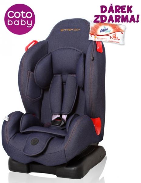 Coto Baby Autosedačka Strada Jeans 9-25kg