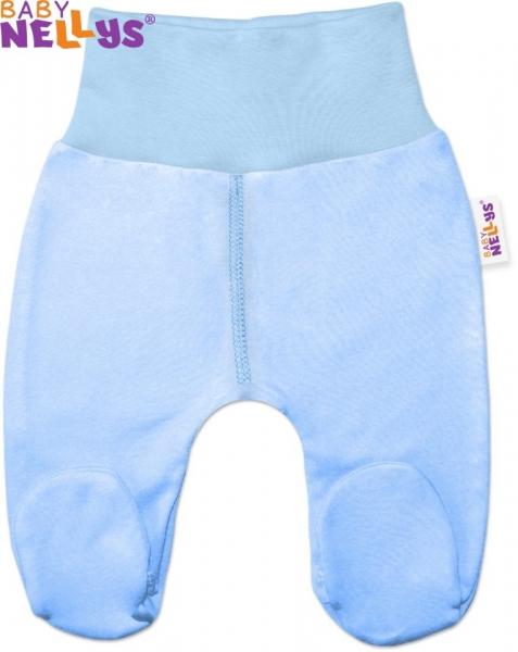 Polodupačky KLASIK Baby Nellys®- sv. modré