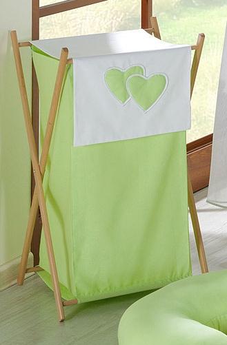 Dojčiace vankúš - Zelený