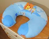 Dojčiace vankúš - Zámok modrý