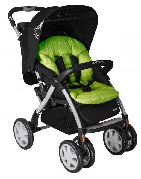 Športový kočík Torre 2016 Coto Baby - zelený / čierny