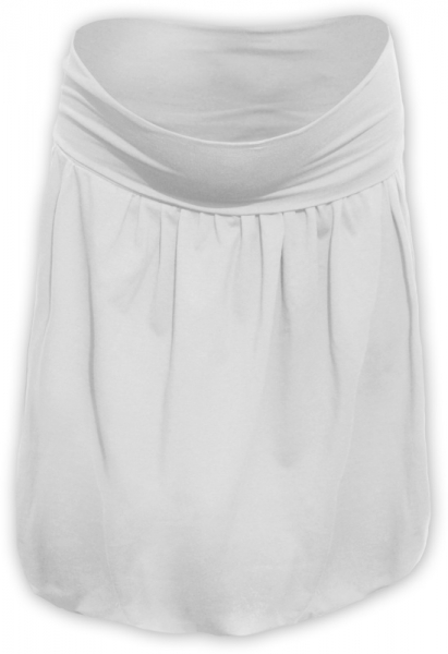 JOŽÁNEK Balónová sukňa - smotanová-L/XL