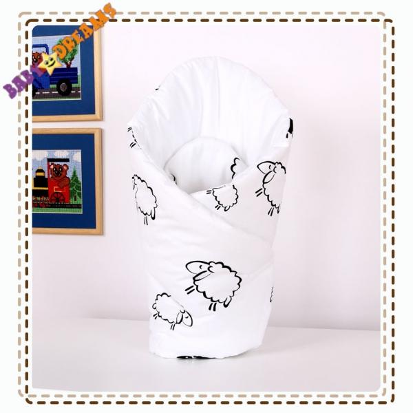 Zavinovačka - Spiace ovečky biele