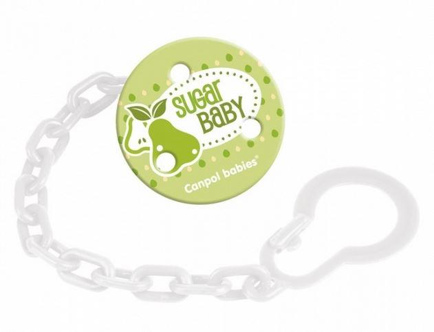 Retiazka na cumlík Canpol Babies - Ovocie - Sugar Baby