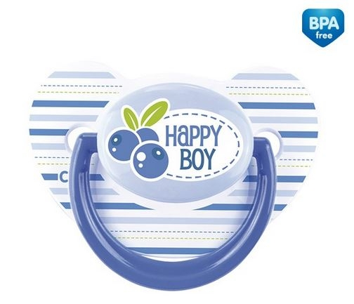Cumlík Canpol Babies - Ovocie Happy Boy - 0-6m