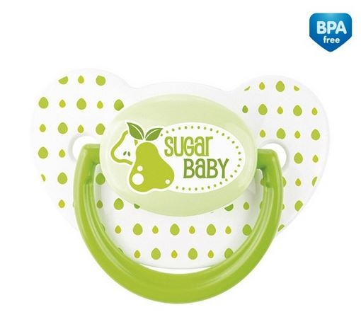 Cumlík Canpol Babies - Ovocie Sugar Baby - 18m +