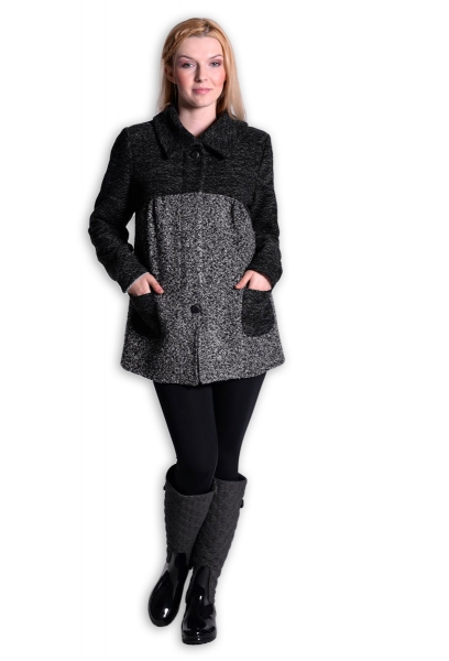 Tehotenský kabátik