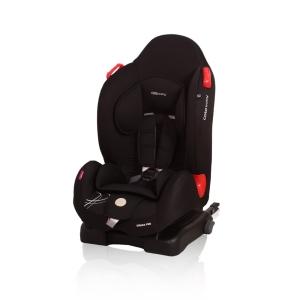 Autosedačka Strada PRE ISOFIX 9-25kg - Čierna / black