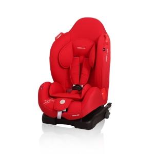 Autosedačka Strada Pre Isofix 2016,  9-25kg - Červená / red