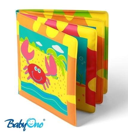 Mäkká knižka Baby Ono - OCEÁN