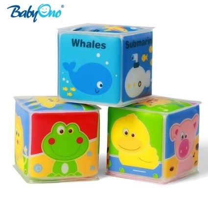 Edukačná kocky Baby Ono 3 ks - MINI