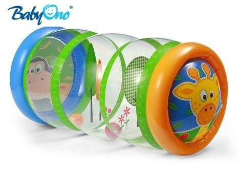 Detský nafukovací valec ZOO Baby Ono