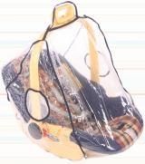 Pláštenka na autosedačku - vajíčko