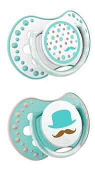 Lovi cumlíky Retro Baby, 0 - 3m, mätové