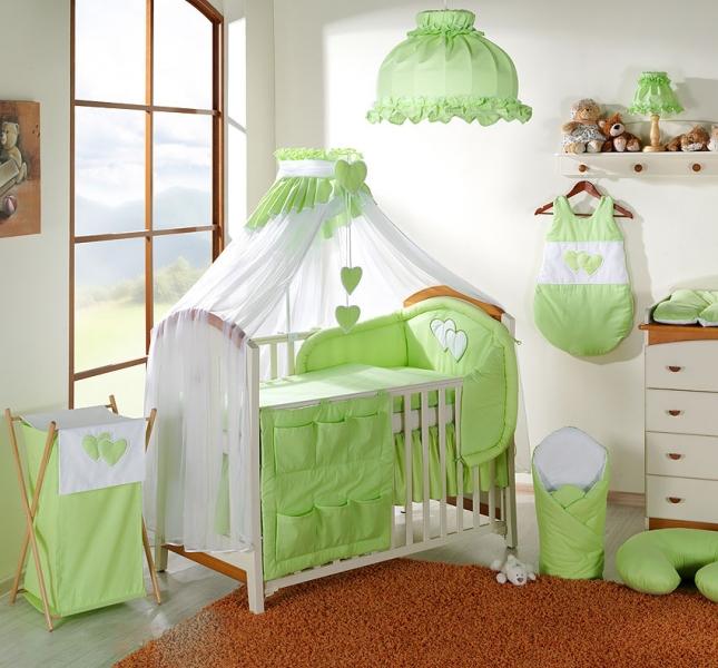 Moskytiéra lux - Srdiečko zelené