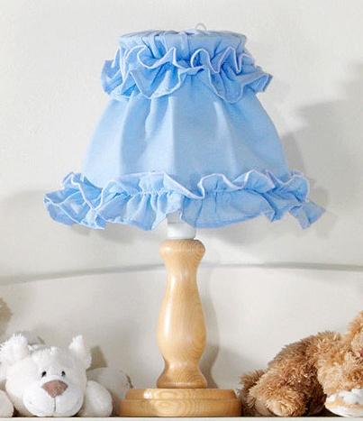 Nočná lampička - Modrá
