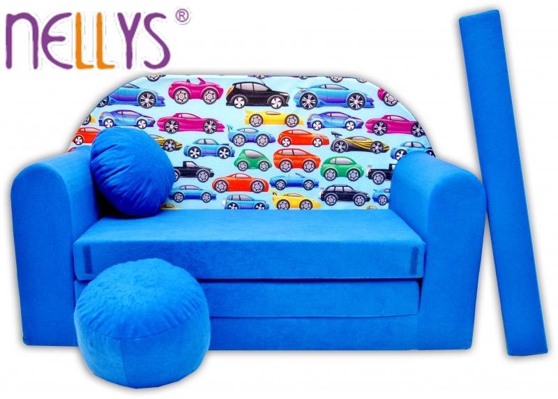 Rozkladacia detská pohovka Nellys ® 64R