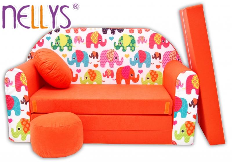 Rozkladacia detská pohovka Nellys ® 67R